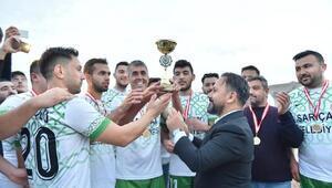 Menekşe ve Kargakekeç Futbol Turnuvasının şampiyonu Sofuluspor