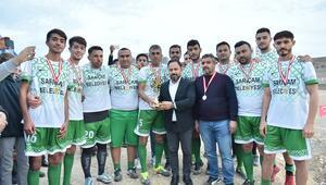 Menekşe ve Kargakekeç Futbol Turnuvası'nın şampiyonu Sofuluspor