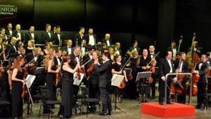 ADSOdan viyolonsel konseri