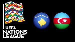 Kosova ve Azerbaycan tarihi başarının eşiğinde Uluslar Ligiyle...