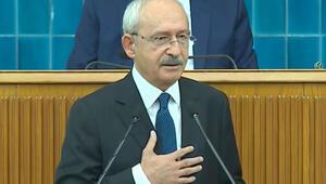 Kemal Kılıçdaroğlu'ndan grup toplantısında önemli açıklamalar