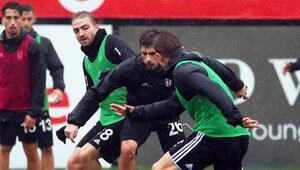 Beşiktaşta Ankaragücü maçı hazırlıkları