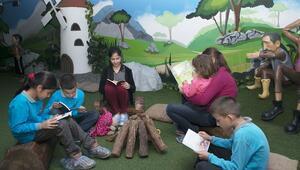 Kitap okumayan çocuk kalmasın