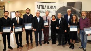 Attilâ İlhan Edebiyat Ödülleri sahiplerine verildi