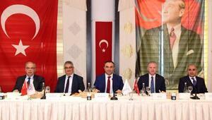 İKA yönetimi Kilis'te toplandı