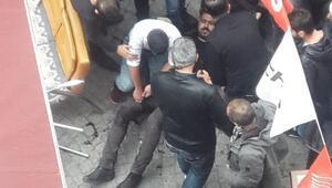 Çay ocağı işletmecisi, kavgada pompalı tüfekle vuruldu