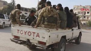 Afrinden sonra El Babda da yağmacılara operasyon