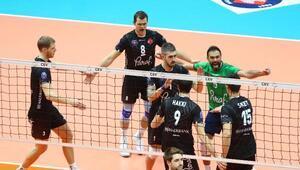 Halkbank, CEV Şampiyonlar Ligine galibiyetle başladı