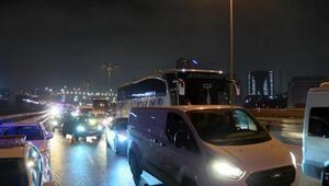 Sağmalcılar viyadüğündeki intihar girişimi trafiği kilitledi