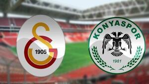 Galatasaray Atiker Konyaspor maçı ne zaman saat kaçta hangi kanalda canlı yayınlanacak