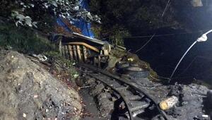 Maden ocağında patlama: 2 işçi yaralandı, 3 işçi mahsur (2)- Yeniden