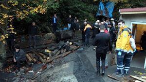 Maden ocağında patlama: 2 işçi yaralandı, 3 işçi mahsur (3)