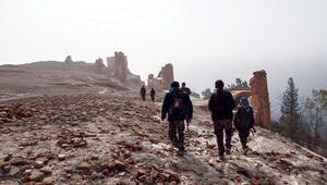 Süleyman Şah'ın eski istirahatgâhıydı... PKKnın kampı oldu