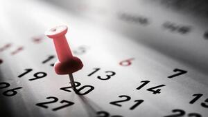 2019 yılında kaç gün tatil yapılacak 2019 yılı resmi tatil günleri