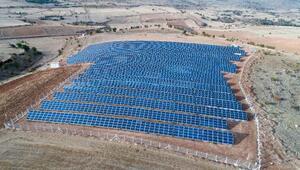 CW Enerjiden 1.2 megavatlık güneş santrali
