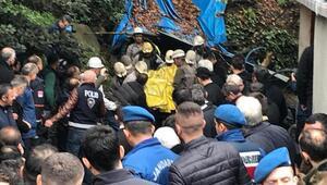Maden ocağında patlama: 3 işçi yaşamını yitirdi (5)