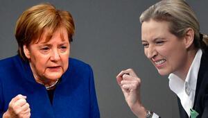 Alman Meclisi'nde göç düellosu