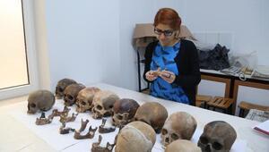 Alanya Kadıini Mağarasında 100ü aşkın insan iskeleti bulundu