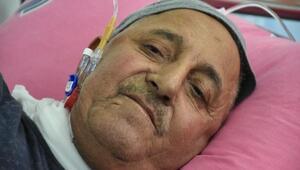 Turgut Özal Tıp Merkezinde, 500üncü kemik iliği nakli Kıbrıs gazisine