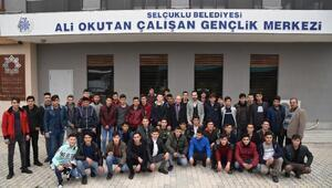 Çalışan Gençlik Merkezinde hizmet ağı genişliyor