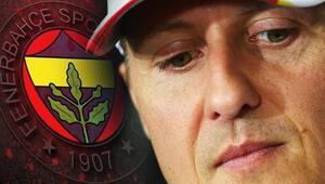 Schumacherın o röportajı ortaya çıktı Fenerbahçe...