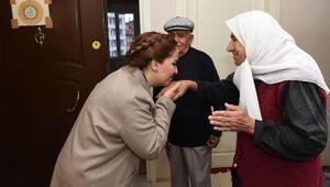 Vali Kocabıyıktan şehit ailesine ziyaret