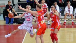 Türkiye - Belarus: 56 - 60