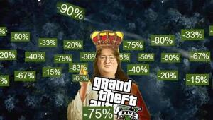 Steam sonbahar indirimler başladı, fiyatlar fena düştü