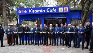 Vitamin Cafe, Akdeniz Üniversitesinde açıldı
