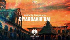 Wolfcity turnuvalarının yeni durağı Diyarbakır