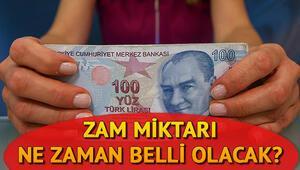 2019da asgari ücret ne kadar olacak Asgari ücret komisyonu ne zaman toplanacak