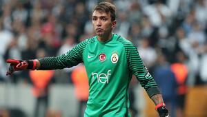 Muslera, Galatasarayda 3. kez dalya diyecek