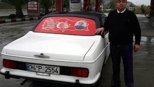 Yıllara direnen Anadol otomobiliyle muhtarlık yarışı