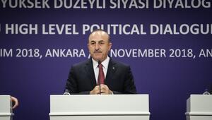 Son dakika... Bakan Çavuşoğlundan vize serbestisi açıklaması