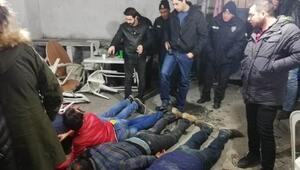 Ankarada kumar operasyonu: 85 gözaltı