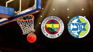 Maccabi Tel Aviv Fenerbahçe Euroleague maçı bu akşam hangi kanalda saat kaçta canlı yayınlanacak