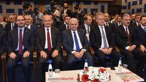TBMM Başkanı Yıldırım: PKK, FETÖ, DEAŞ, her terör örgütü ülkenin başına beladır (2)