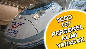 TCDD personel alımı yapıyor | Başvuru şartları neler