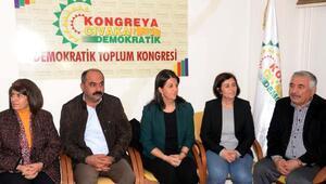 HDPli Buldan: Demirtaşın şu an bile cezaevinde tutulması hukuksuzluk