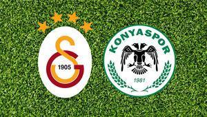 G.Sarayda 3 cezalı, 3 sakat, 4 şüpheli Konyasporun iddaa oranı...