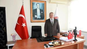 Süloğlu Belediye Başkanının makam koltuğuna haciz