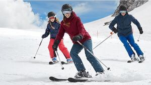 Kayak keyfi başlasın
