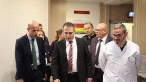 Kırıkkale'de 24 öğrenci zehirlenme şüphesiyle hastaneye kaldırıldı