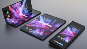 Samsungun ekranı katlanan telefonun adı Galaxy Flex olacak