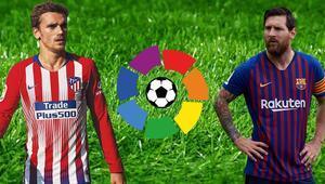 İspanya La Ligada zirve savaşı Atletico Madridde 6 eksik...