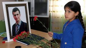 PKKnın şehit ettiği Necmettin öğretmen, isminin verildiği okulda anıldı