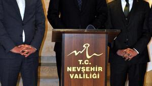 Bakan Kurum: Turistik alanlardaki ticari yapılar, Nevşehire yakışmıyor (2)