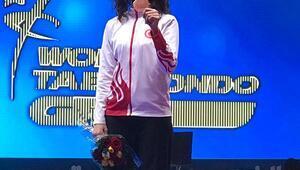 Nur Tatardan altın, Nafia Kuşdan bronz madalya