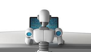 Robotlar bilgisayar başına geçti