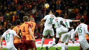 G.Saraya son dakika şoku 2 gol, 1 penaltı, 1 kırmızı kart